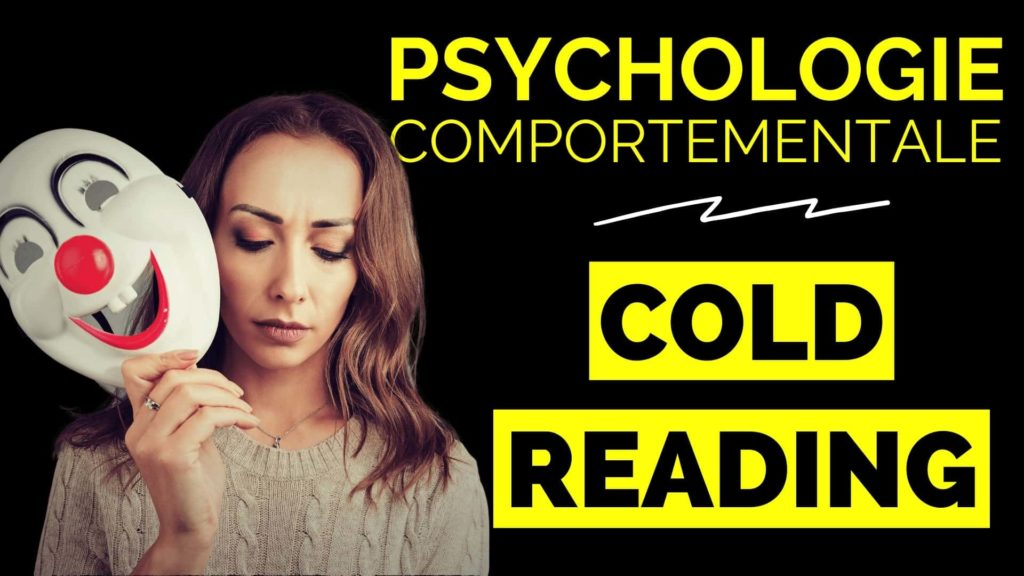 psychologie comportementale cold reading