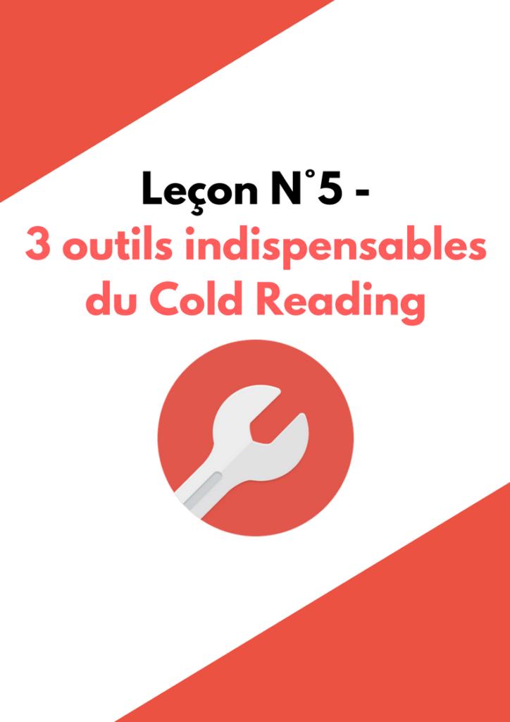 Leçon de cold reading N°5