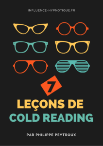 7 leçons de cold reading