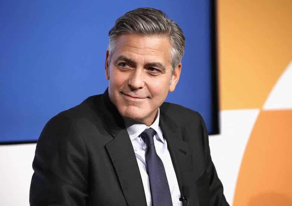 Comment être à l'aise comme George Clooney