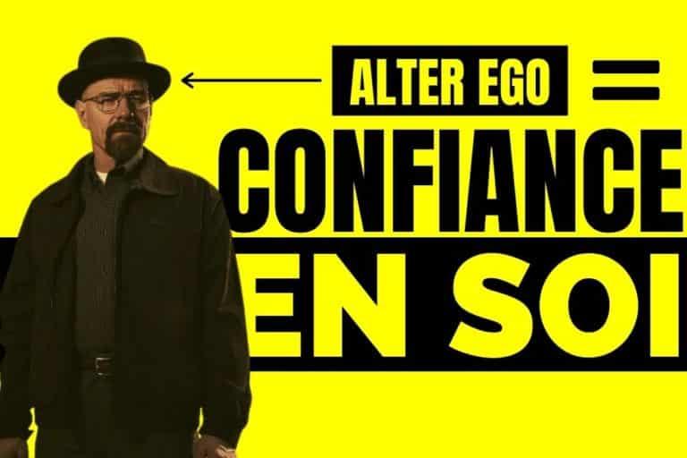 Créer un alter ego pour avoir confiance - Walter White - Heisenberg - Breaking Bad