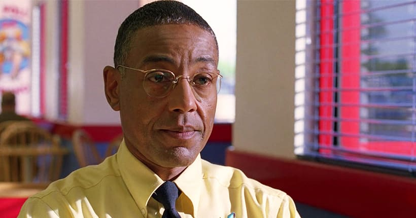 Gus Fring - imposer le respect